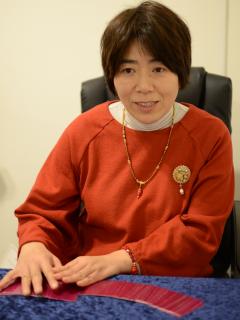 稲田亜矢先生